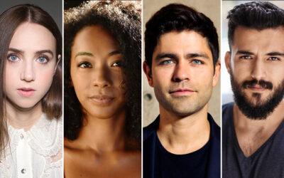 Phoenix Raei cast in Netflix thriller Clickbait